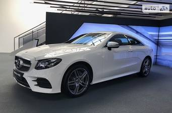 Mercedes-Benz E-Class E 220d AT (194 л.с)  2018