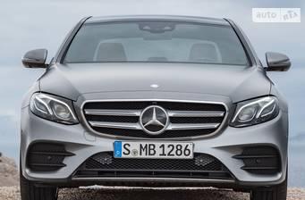 Mercedes-Benz E-Class New E 400d AT (340 л.с.) 4Matic 2019
