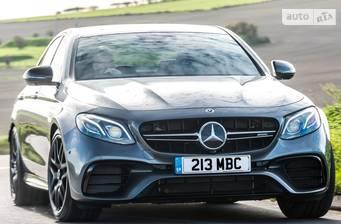 Mercedes-Benz E-Class New Mercedes-AMG E 63 (571 л.с.) 4Matic+ 2019