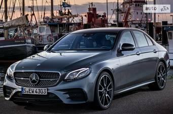 Mercedes-Benz E-Class New Mercedes-AMG E 43 (401 л.с.) Sport 2017