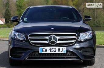 Mercedes-Benz E-Class New E 220d AT (194 л.с.) 2019