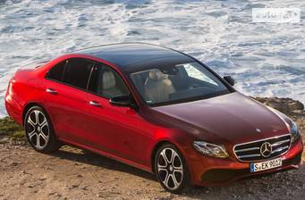Mercedes-Benz E-Class New E 250 AT (211 л.с.) 2019