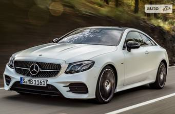Mercedes-Benz E-Class New E 400d AT (340 л.с.) 4Matic 2018