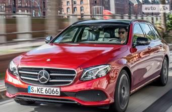 Mercedes-Benz E-Class E 220d AT (194 л.с)  2018