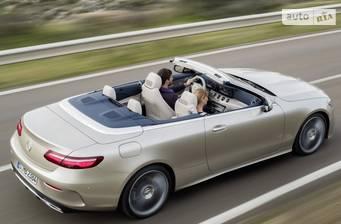 Mercedes-Benz E-Class 2019