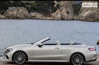 Mercedes-Benz E-Class New E 200 АТ (184 л.с.) 2018