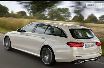 Mercedes-Benz E-Class New E 400d AT (340 л.с.) 2019