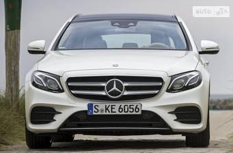 Mercedes-Benz E-Class New E 400d AT (340 л.с.) 2018