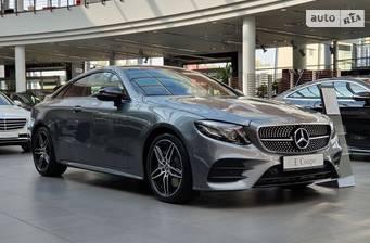 Mercedes-Benz E-Class New E 450 G-tronic (367 л.с.) 4Matic 2019