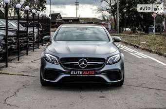 Mercedes-Benz E 63 AMG 2019 в Киев