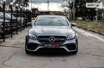 Mercedes-Benz E-Class New Mercedes-AMG E 63S (612 л.с.) 4Matic 2019
