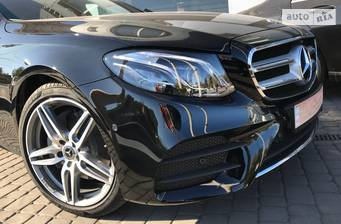 Mercedes-Benz E-Class 2019 Individual