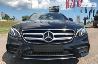 Mercedes-Benz E-Class 2018 base