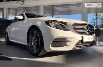 Mercedes-Benz E-Class 180 AT (156 л.с.) 2018