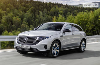 Mercedes-Benz EQC 400 AT (408 л.с.) 80 kWh 4Matic 2019