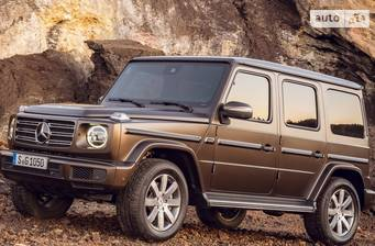 Mercedes-Benz G-Class 500 AT (422 л.с.) 4Matic 2018