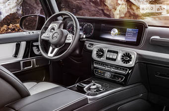 Mercedes-Benz G-Class 500 AT (421 л.с.) 4Matic 2018