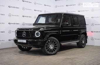 Mercedes-Benz G-Class 500 AT (421 л.с.) 4Matic 2020