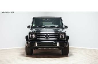 Mercedes-Benz G-Class 350d AT (286 л.с.) 4Matic 2019
