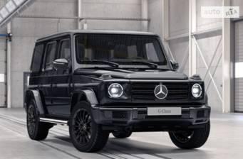 Mercedes-Benz G-Class 400d AT (330 л.с.) 4Matic 2020