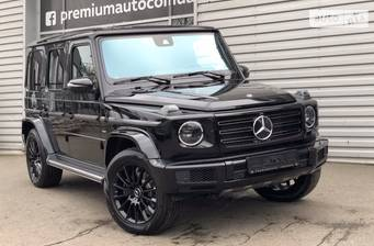 Mercedes-Benz G-Class 400d AT (330 л.с.) 4Matic 2020