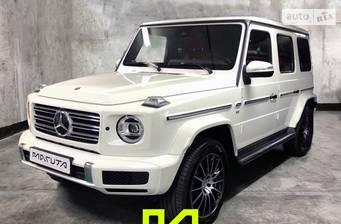 Mercedes-Benz G-Class 500 AT (422 л.с.) 4Matic 2020