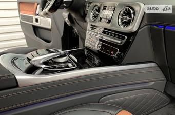Mercedes-Benz G-Class 2020 Edition 1