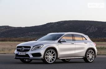 Mercedes-Benz GLA-Class GLA 220d AT (177 л.с.) 4Matic 2017