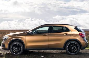 Mercedes-Benz GLA-Class GLA 220d AT (177 л.с.) 2018