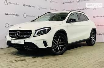Mercedes-Benz GLA-Class GLA 220d AT (170 л.с.) 2018