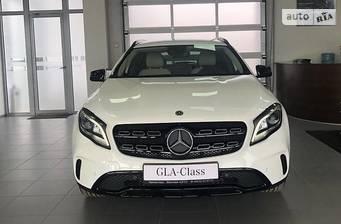 Mercedes-Benz GLA-Class GLA 200d AT (136 л.с.) 4Matic 2018