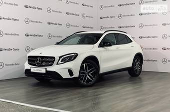 Mercedes-Benz GLA-Class GLA 180 AT (122 л.с.) 2019