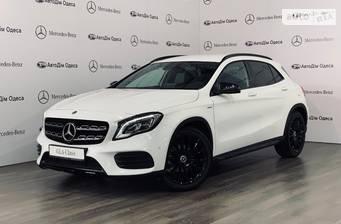 Mercedes-Benz GLA-Class GLA 200d AT (136 л.с.) 4Matic 2019
