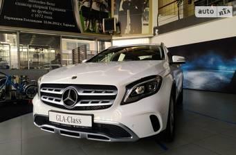 Mercedes-Benz GLA-Class GLA 220 AT (184 л.с.) 4Matic 2019