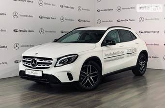 Mercedes-Benz GLA-Class GLA 200 AT (156 л.с.) 2019