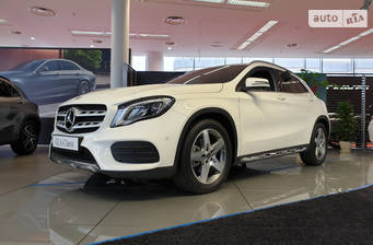 Mercedes-Benz GLA-Class GLA 220d AT (177 л.с.) 4Matic 2018