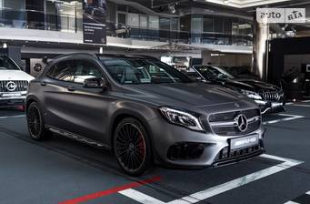 Mercedes-Benz GLA-Class Mercedes-AMG GLA 45 AT (381 л.с.) 4Matic  2019