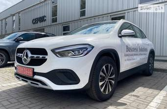 Mercedes-Benz GLA-Class 200 AT (163 л.с.) 2020