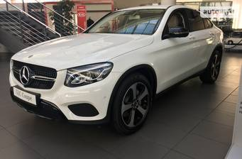 Mercedes-Benz GLC-Class GLC Coupe 220d AT (170 л.с.) 4Matic 2018