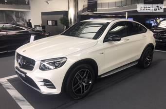 Mercedes-Benz GLC-Class Mercedes-AMG GLC Coupe 43 AT (367 л.с.) 4Matic 2018