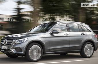 Mercedes-Benz GLC-Class GLC 220d AT (170 л.с.) 4Matic 2019