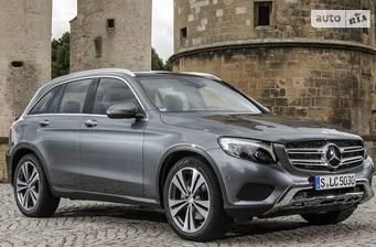 Mercedes-Benz GLC-Class GLC 220d AT (170 л.с.) 4Matic 2019