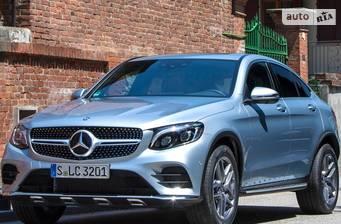 Mercedes-Benz GLC-Class GLC Coupe 300 AT (245 л.с.) 4Matic 2018