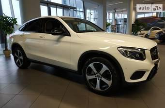 Mercedes-Benz GLC-Class GLC Coupe 220d AT (170 л.с.) 4Matic 2018