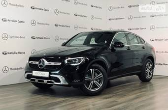 Mercedes-Benz GLC-Class 220d AT (194 л.с.) 4Matic 2019