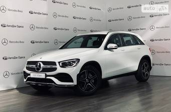Mercedes-Benz GLC-Class 300 AT (258 л.с.) 4Matic 2019