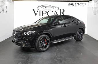 Mercedes-Benz GLE-Class Coupe AMG 63S 9G-TCT (612 л.с.) 4Matic 2020
