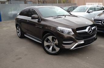 Mercedes-Benz GLE-Class GLE Coupe 400 AT (333 л.с.) 4Matic 2016