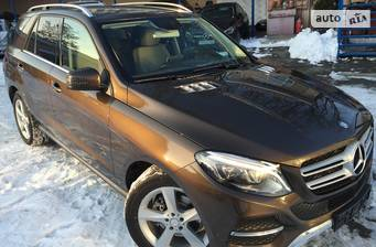 Mercedes-Benz GLE-Class GLE SUV 250d AT (204 л.с.) 4Matic  2016