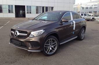Mercedes-Benz GLE-Class GLE Coupe 450 AMG AT (367 л.с.) 4Matic 2016